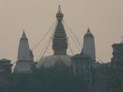 Nepal, Swoymbu Stupa
