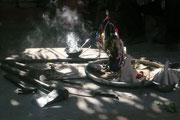 Nepal, Schamanisches Ritual