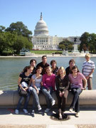 SPEP 2008 in Loudoun, beim Besuch in Washington