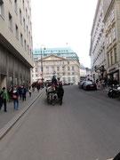 Rundfahrt mit dem Fiakert, Wien