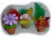 Blumen pflanzen im Dezember