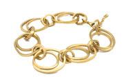 Edelstahl Schmuck Armband Armspange Armreif gold stahl Armschmuck online shop kaufen matt poliert Spange Reif Arm großandel einzelhandel kringel