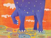 the Elephant's Trunk Reaches for Stars(2) ゾウの鼻は星までとどく(2)