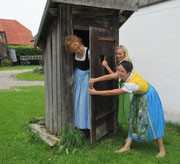 SchwoarzRotBlond am Stehrerhof