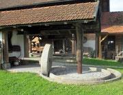 Göppel bei der Furthmühle in Pram