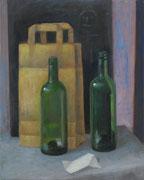Stilles Leben_2, Öl/Leinwand, 50 x 40 cm, 2015