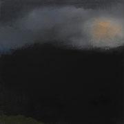 Auto_1, Acryl/Pigment/Nessel, 80 x 80 cm, 2004