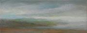 Küstenstrich, Öl/Leinwand, 30 x 50 cm, 2014