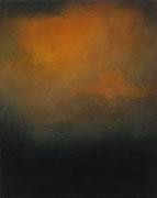 Dämmerung_5, Öl/Leinwand, 50 x 40 cm, 2014