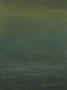 La mer_2, Öl/Leinwand, 80 x 60 cm, 2015
