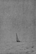 La mer, Kaltnadel/Aquatinta, 2016