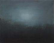 Licht, Öl/Leinwand, 40 x 50 cm, 2014