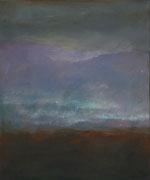 Lichter_1, Öl/Leinwand, 60 x 50 cm, 2014