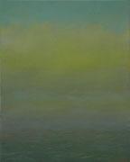 La mer_4, Öl/Leinwand, 50 x 40 cm, 2016