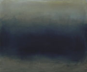 La mer_1,  Öl/Leinwand, 50 x 60 cm, 2014
