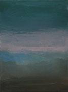 Dämmerung_3, Öl/Leinwand, 40 x 30 cm, 2014