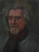 J., Öl/Leinwand, 40 x 30 cm, 2015