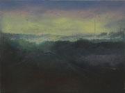 Dämmerung_6, Öl/Leinwand, 30 x 40 cm, 2016