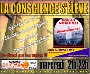 Wesh Conexion - émission La Conscience s'élève