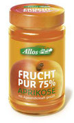 Frucht Pur 75% Aprikose