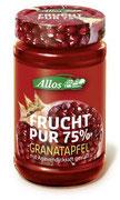 Frucht Pur 75% Granatapfel