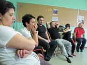 Patrizia, Federica, Andrea, Pier, Elisa e Ivan - foto: ®Micol Contini