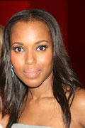Kerry WASHINGTON - Festival de Cannes 2008 - Photo © Anik COUBLE