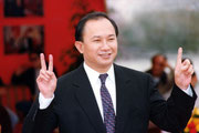 John WOO - Festival de Deauville - Photo © Anik COUBLE