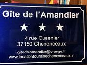 Gite de l'Amandier Chenonceaux