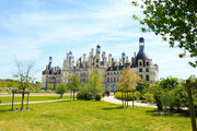 Le Château et les jardins de Chaumont Gite de l'Amandier Chenonceaux