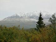 アラスカのマッキンリー山
