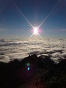 五竜岳山頂からの眺望