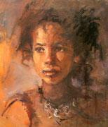 A Saharan Woman