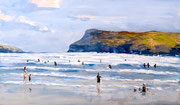 Surfers, Polzeath