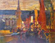 Pardon Breton (huile sur toile, 79,8 x 64, coll. part. MR)