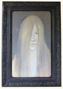 Astrid (huile sur bois, 49 x 82 cm, coll. part. GR)