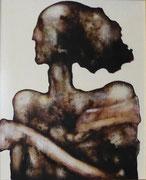 Ramses II, 1977 (huile, 81 x 65 cm, coll. part. DC)