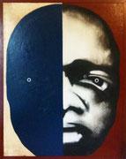 Visage, env.1971 (huile 53 x 80 cm, coll. part. RC)