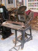 Presse à pédale, fin XIXe - début XXe siècle