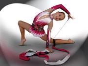 Anzug für Rhythmische Sportgymnastik