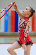 Kleid für Rhythmische Sportgymnastik