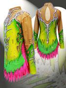 Kleid für Sportakrobati, RSG KLeid