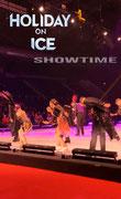 Kürkleid für Holyday on Ice