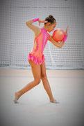 Rhythmische Sportgymnastig Wettkampfanzug