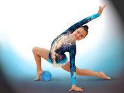 Kürkleid Rhythmische Sportgymnastik