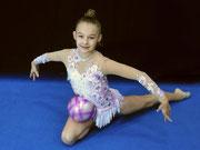 Wettkampfkleid Rhythmische Sportgymnastik