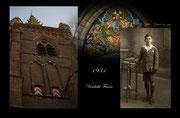 Binnenzicht van kerk St.Gillis-Dendermonde