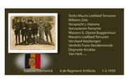 Frans Verdickt en soldaten in 1939
