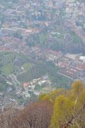 Castelgrande e Montebello
