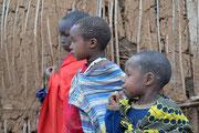 Bambini Masai